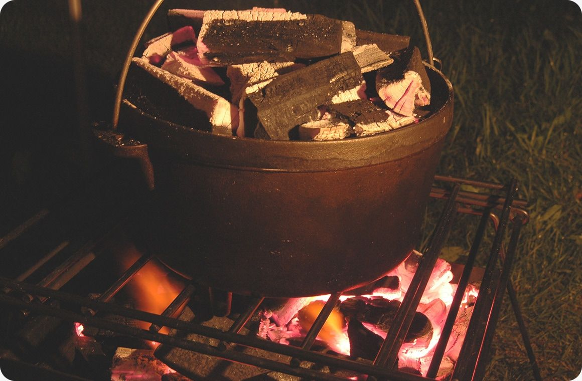 木炭とチャコールブリック どっちが良いの 知って得するbbqの炭選び