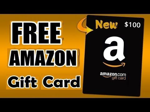 FREE Amazon Gift Card Codes Generator - Earn AMAZON Gift Cards And ...