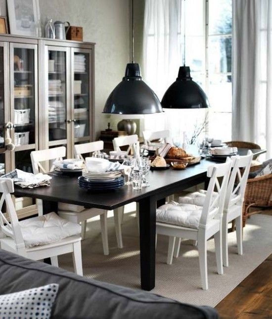 Delightful Ikea Furniture Dining Room Set  Dining Table Ideas Best Small Dining Room Sets Ikea Design Inspiration