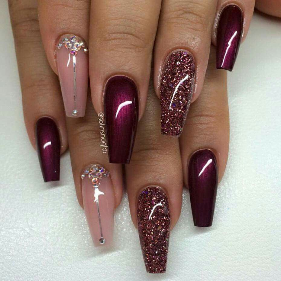 Pin by Miss Hauteness on nails | Pinterest | Nail pics and Nails ...