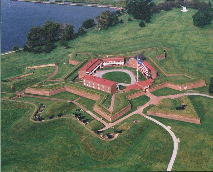 Forts of the War of 1812 (Fortress) Ren Chartrand