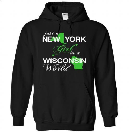 JustXanhLa002-003-Wisconsin GIRL - tshirt printing #dressy sweatshirt #hipster sweater