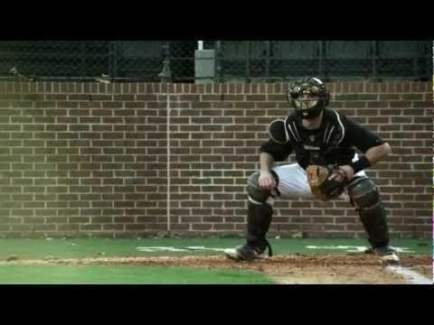 Catcher Tagging Drills With Vanderbilt Baseball Coach Tim Corbin And Atec Machines Baseball Coach Baseball Catcher Baseball Drills