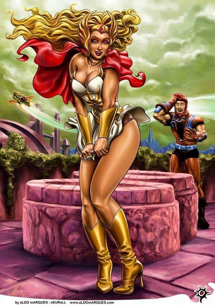 comicsvalue.com - Sexy She-Ra He-Man Masters of the