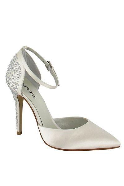 zapatos para damas de honor | calzado de moda para bodas | zapatos