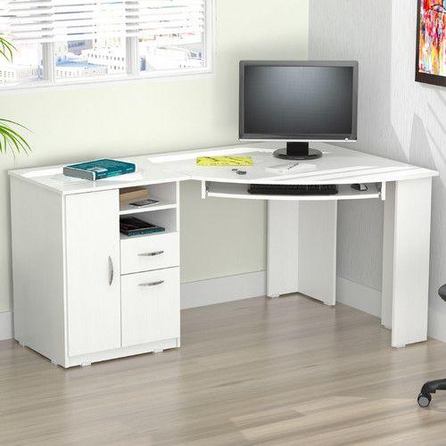 Fiore L Shape Executive Desk In 2020 Desk With Drawers L Shaped Executive Desk Desk
