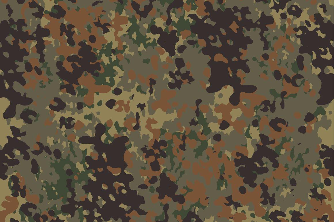 Flecktarn Camouflage - Graphics - 1 | Камуфлаж(маскировка ...