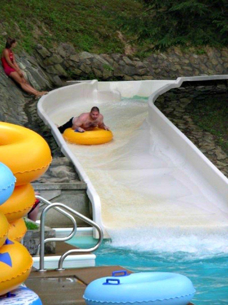West Virginia, Virginia, Water Park