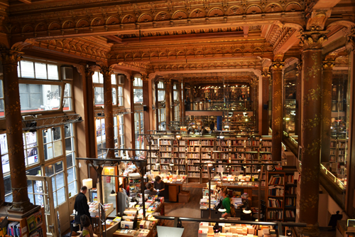 Op boekenavontuur: Tropismes, Brussel