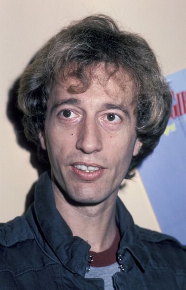 Robin Gibb during Launch of Robin Gibb's 2nd Solo Album 'Secret Agent' at Bebop Cafe in New York City, New York, United States. June 18, 1984