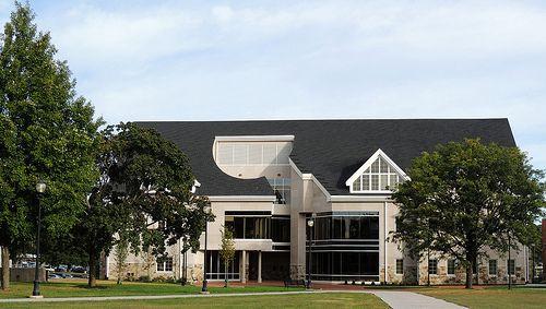Freedom Hall House Styles Widener University Hall