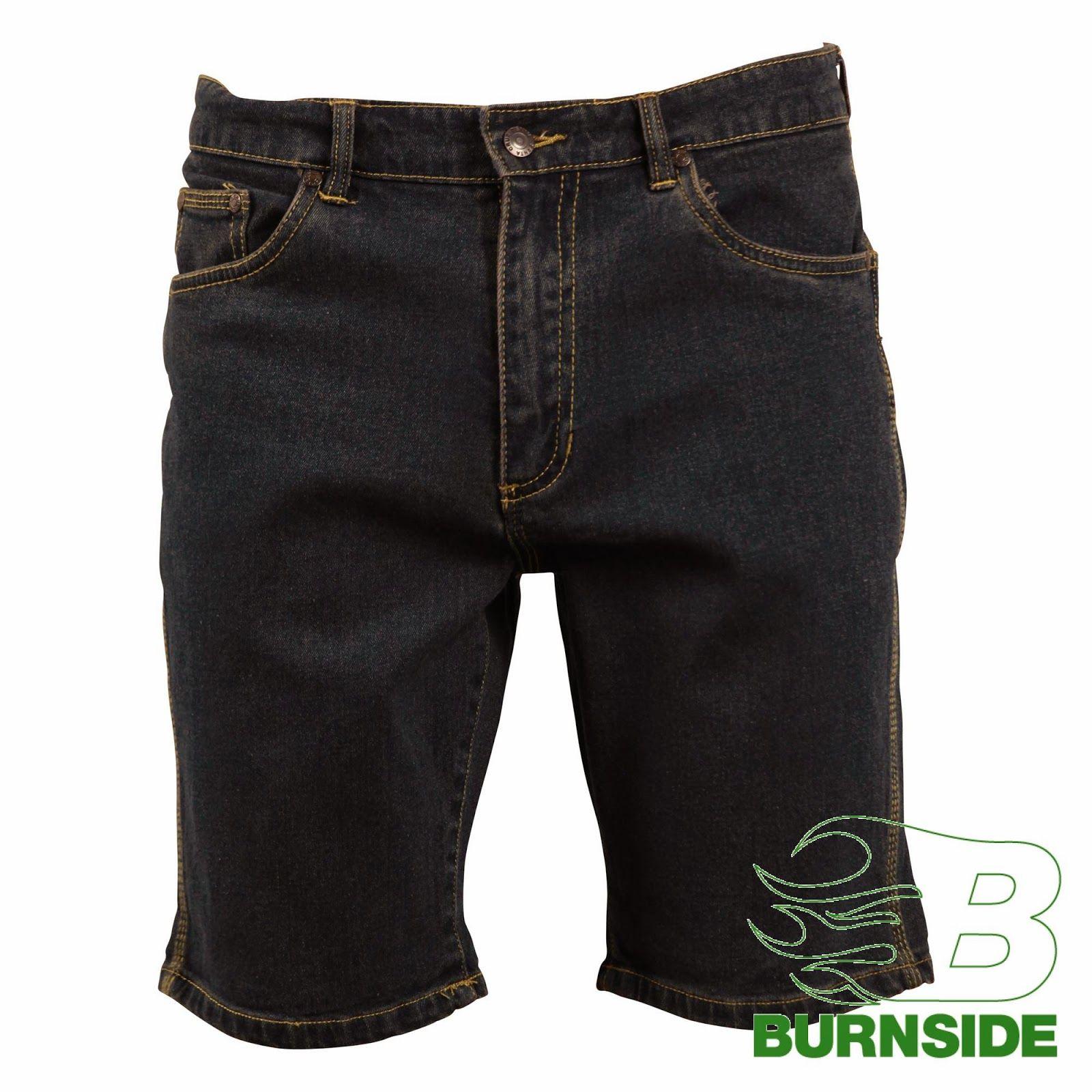 SANTA CRUZ Pant Short SEABRIGHT raw dark indigo  brought2U-find your favourite products
