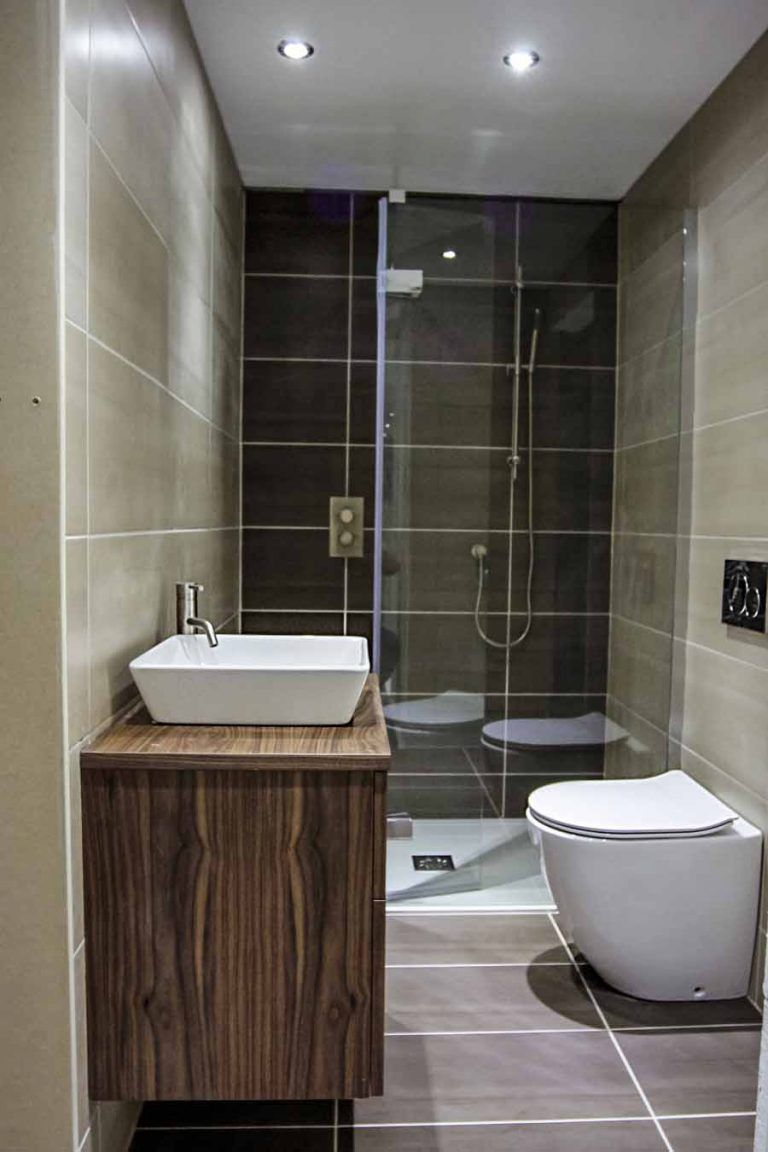 Clever Ideas For Small Bathrooms Part - 32: Clever-ideas-small-bathroom-showrooms-13-a-luxury-