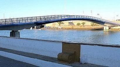 """El Ayuntamiento inaugura el puente peatonal """"Pepe El del Vapor""""   Cádiz Digital"""