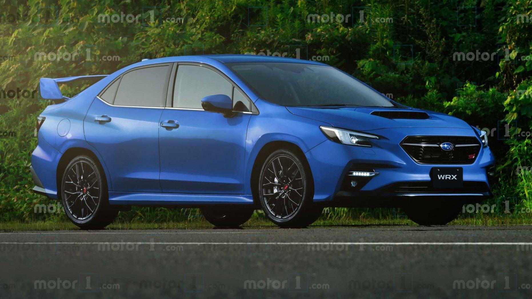 2022 Subaru Wrx Concept Subaru Wrx Subaru Wrx