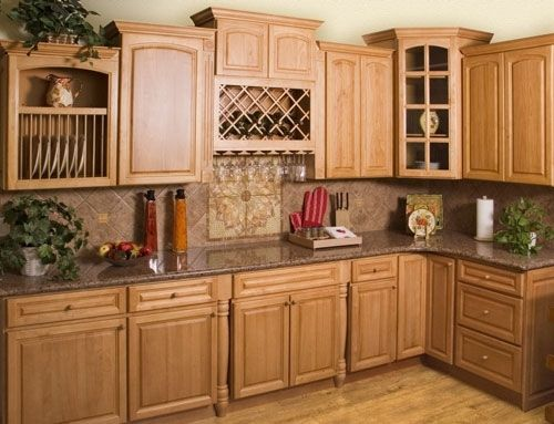 Kitchen Design Ideas With Oak Cabinets oak kitchen ideas. oak kitchen cabinets. extraordinary ideas oak