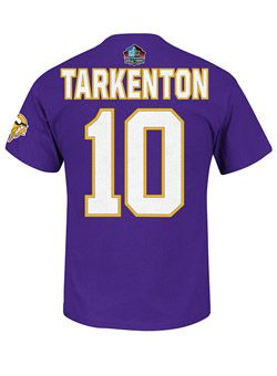 ea8e055cf Vikings Fran Tarkenton Hall Of Fame T-Shirt