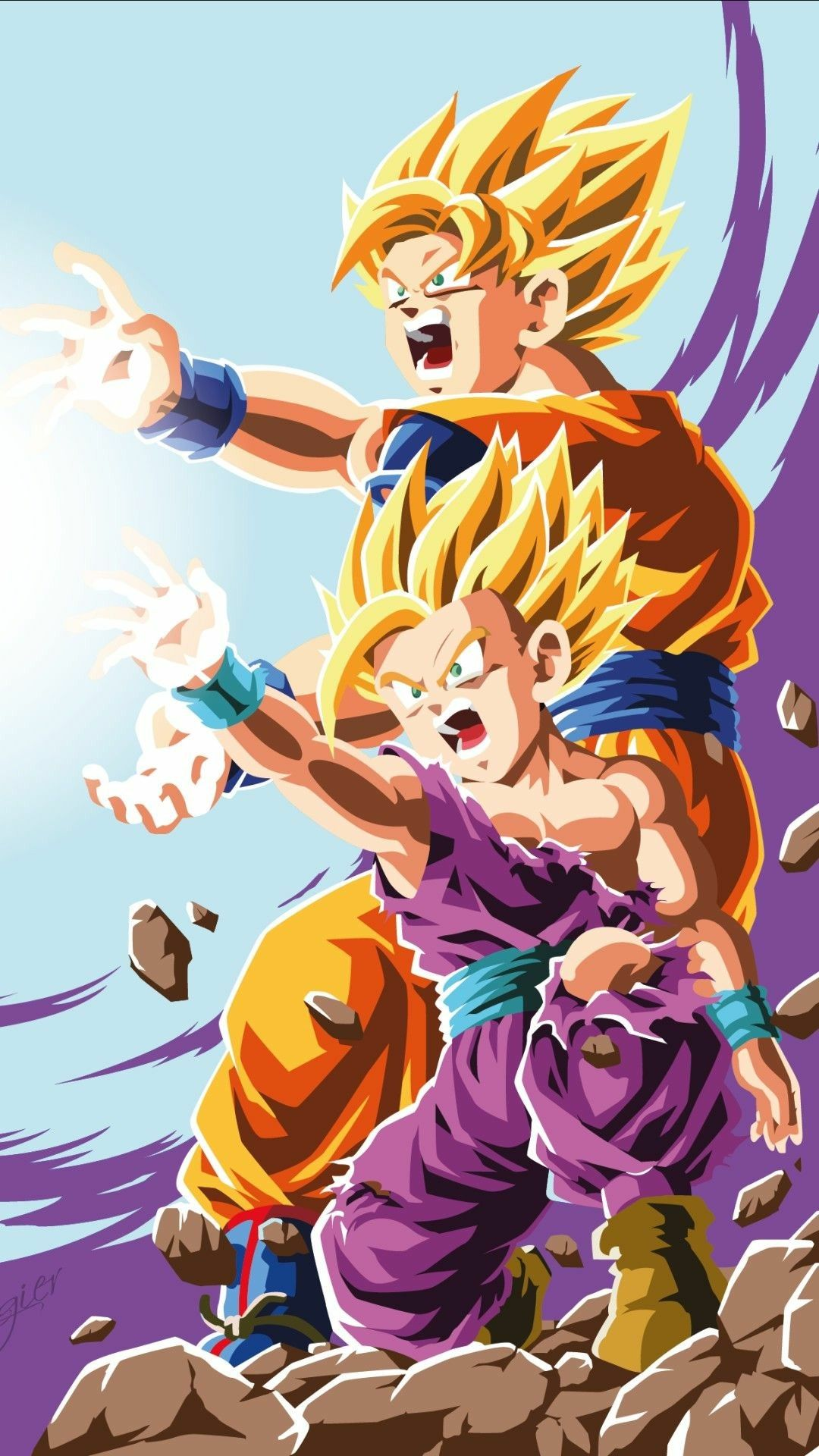 Pin by smartgirl18 on Dragon Ball Z, GT e Super in 2020