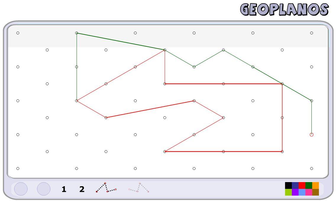La aplicación permite trabajar tanto con una trama ortométrica de ...