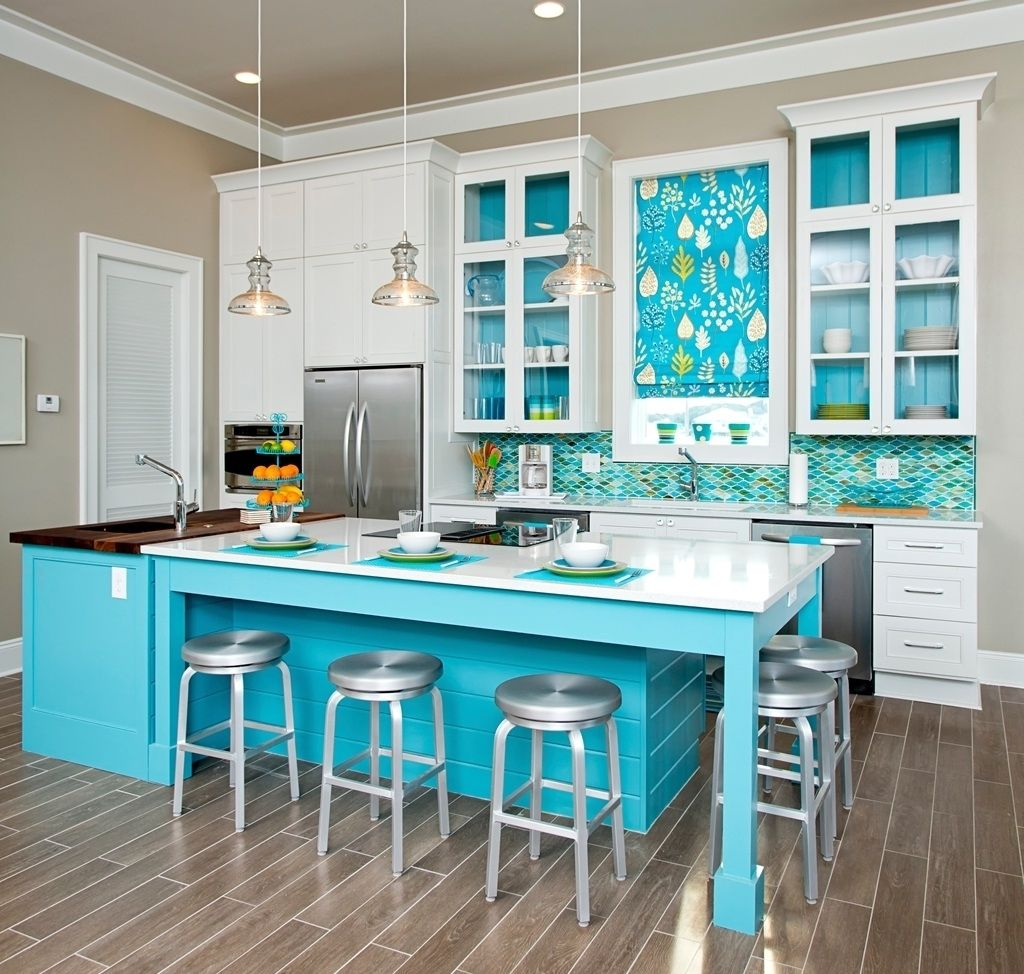 diy kitchen cabinets colors | New House | Pinterest | Kitchens and House