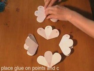 How to Make Crepe paper rose - paper flower craft - video dailymotion | 240x320