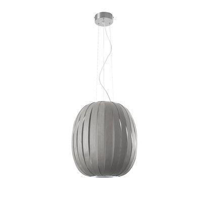 "LZF Pod 1 Light Mini Pendant Bulb Type: GU24, Size: 24"" H x 20.8"" W x 20.8"" D"