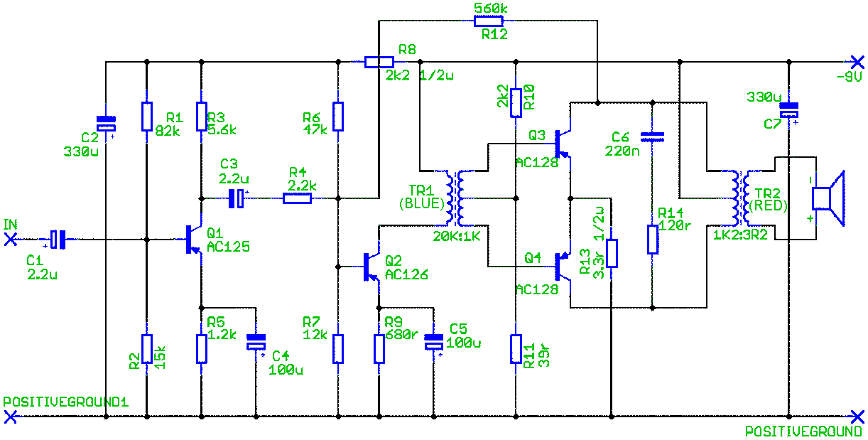or a schematic of deacy amp from here or from here sch�my tube amp wiring diagram output transformer calculator transformer wiring diagrams guitar amplifer fors1 001