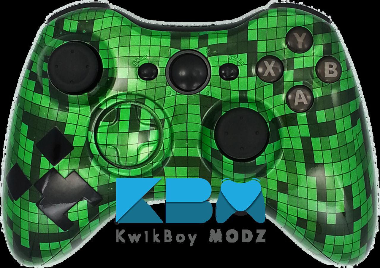 Xbox 360 Controller Custom Minecraft Xbox 360 Minec Minecraft
