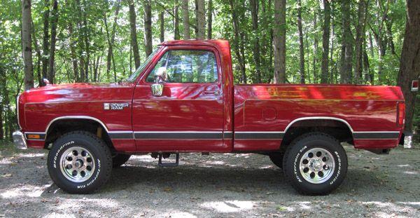 Chevy Blazer Old Dodge Trucks Dodge Ram Pickup Dodge Trucks