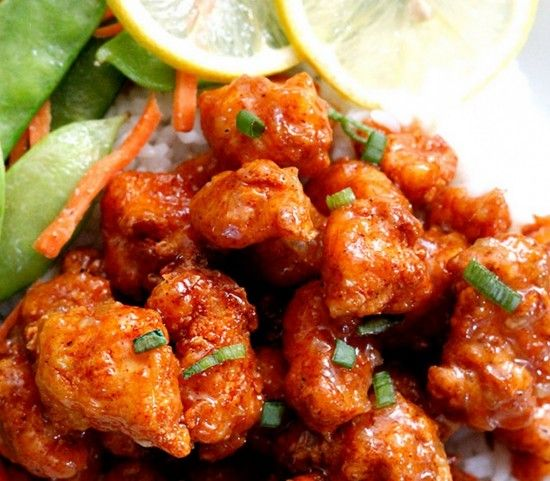 recipe: crispy honey lemon chicken [33]