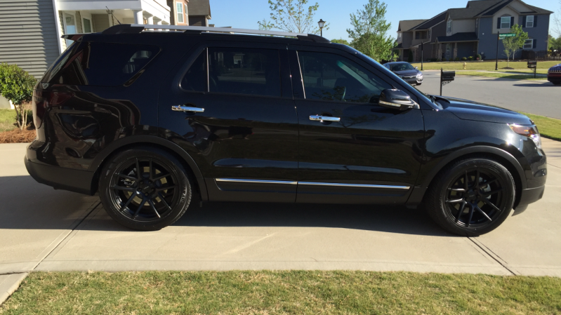 What Did You Do To Your 5th Gen Today In 2020 Ford Explorer Ford Explorer Sport 2014 Ford Explorer Sport