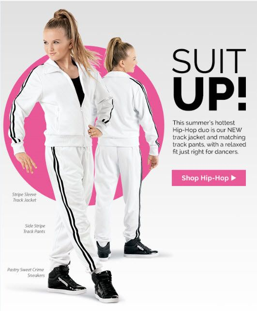 231f100e4f4b Dancewear Solutions has Spring s HOTTEST hip-hop styles