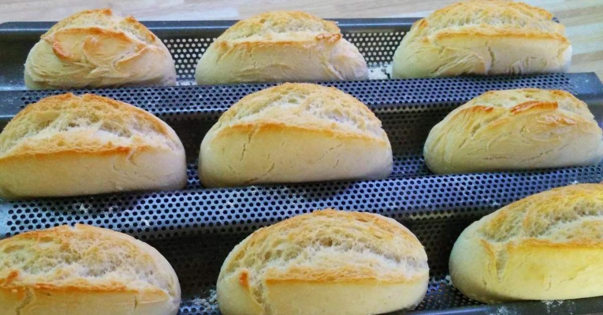 Sonntagsbrötchen, ein Rezept der Kategorie Brot & Brötchen. Mehr Thermomix ® Rezepte auf