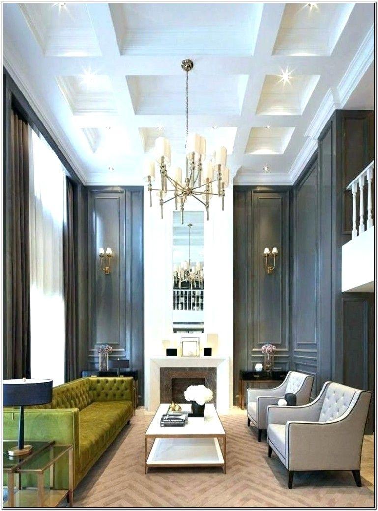 Living Room Design Ideas High Ceiling In 2020 Simple Ceiling Design Ceiling Design Living Room High Ceiling Living Room