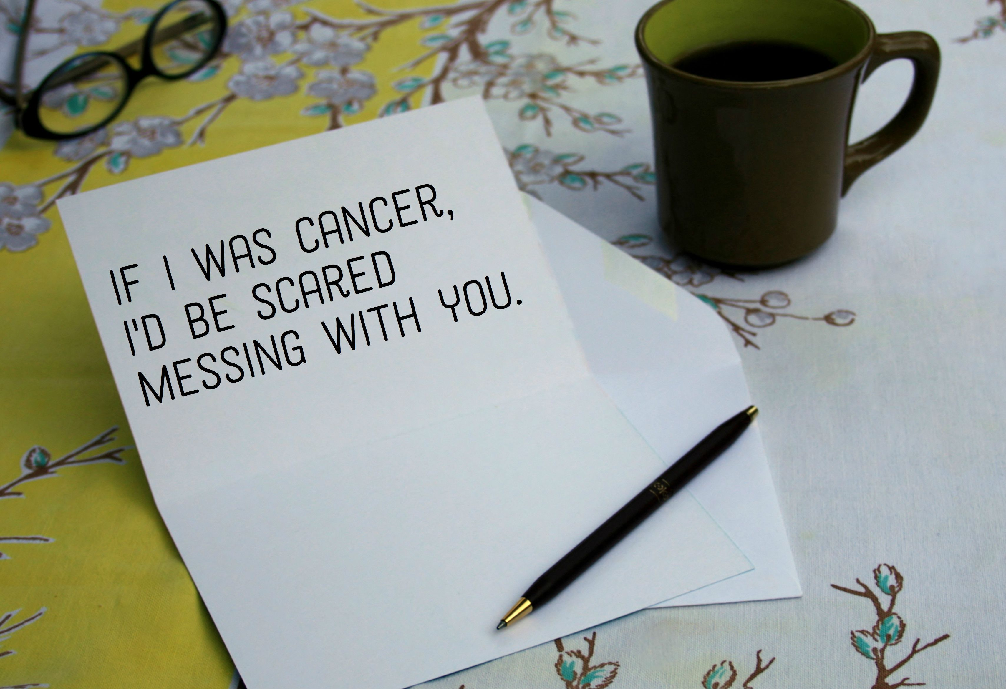 Get Well Wishes For Cancer What To Write In A Card Relationships