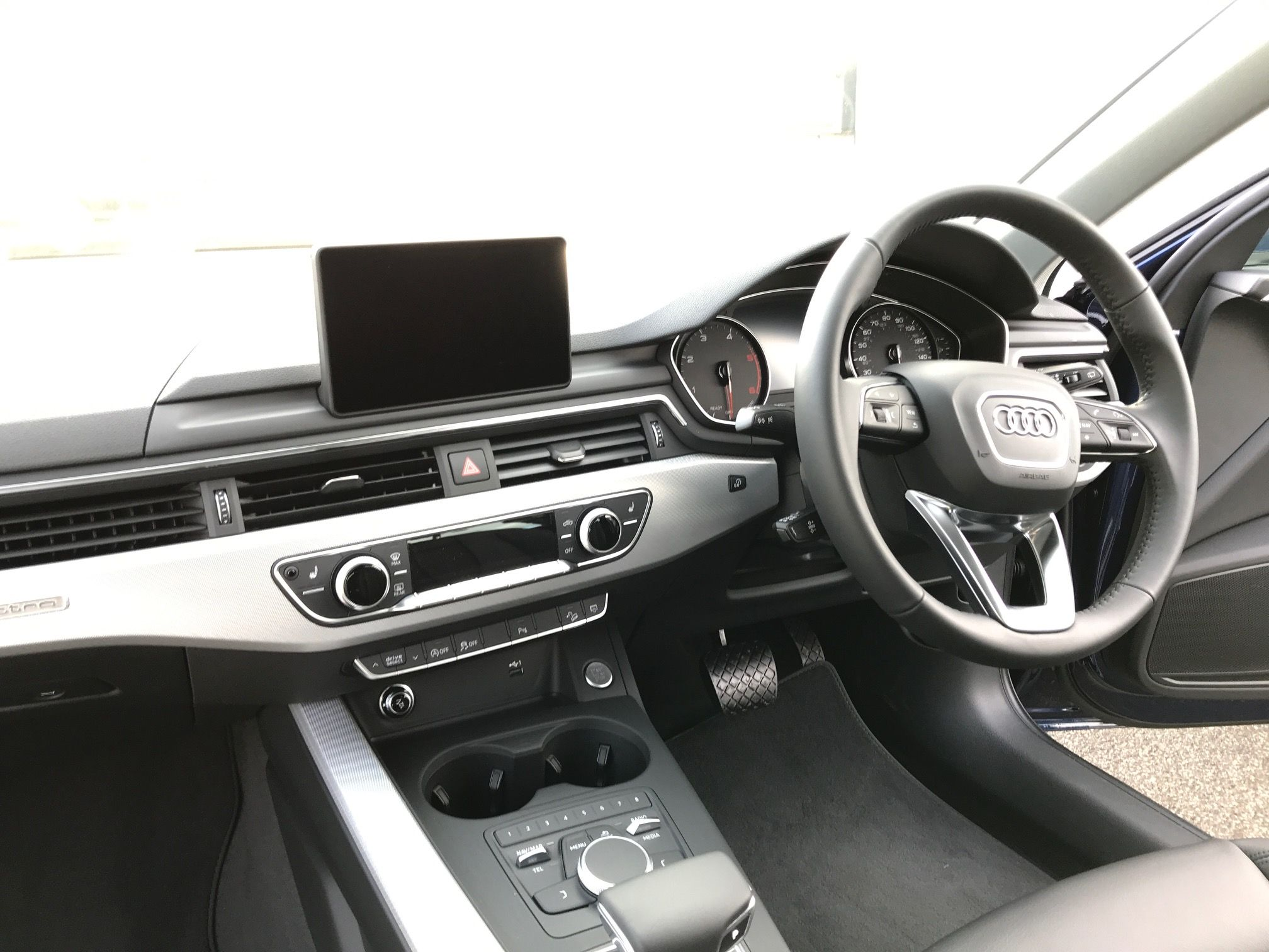 Audi A4 Lease >> The Audi A4 Diesel Allroad Estate 2 0 Tdi Quattro 5 Door S