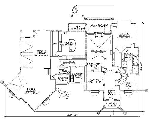 Professional House Floor Plans Custom Design Homes Floor Plans