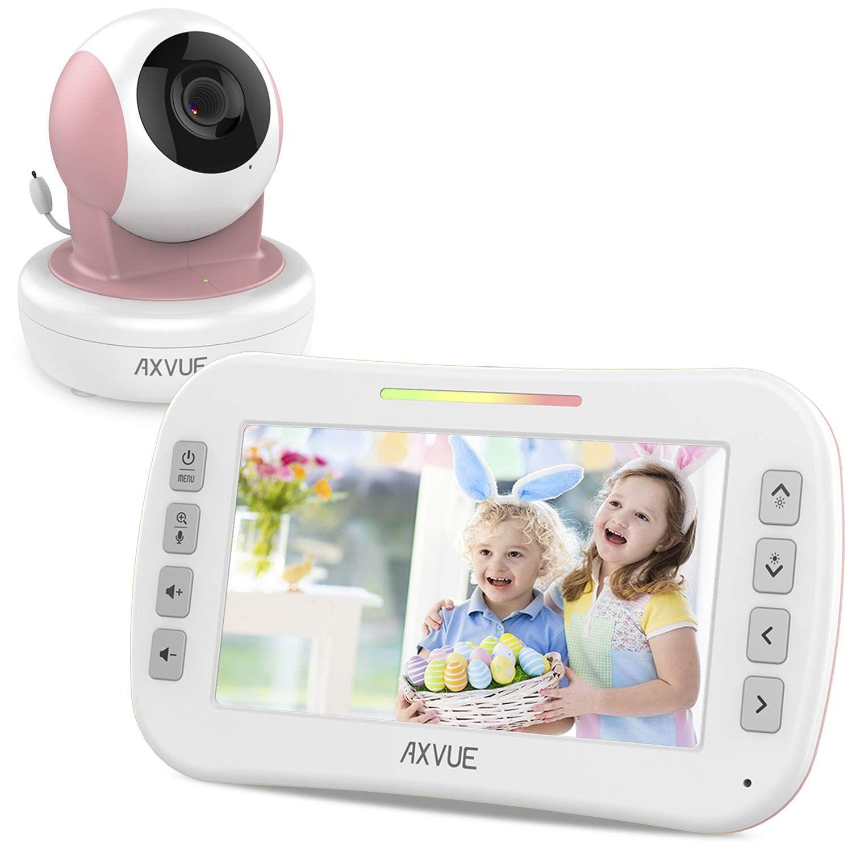 Axvue E9650 B and E9650 P, smart monitor also has a