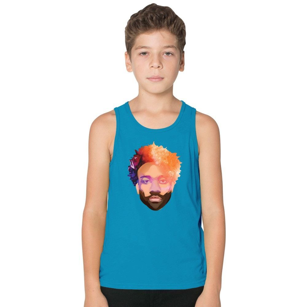 Childish Gambino - The Rappers Kids Tank Top