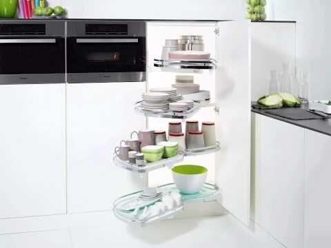 Mobili ad angolo: sfruttarli al meglio in cucina - Attrezzature ...