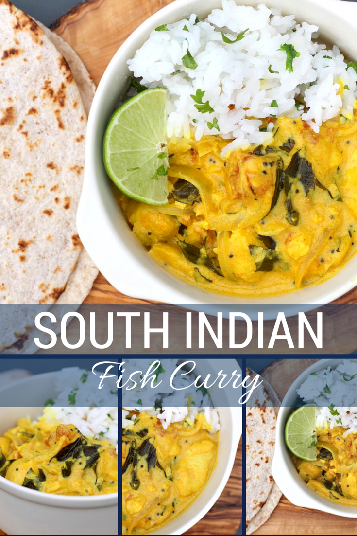 South indian fish curry ready in 15 minutes indian and bengali south indian fish curry ready in 15 minutes forumfinder Choice Image
