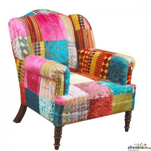 Descubre nuestros sillones modernos de colores work for Sillones cama modernos
