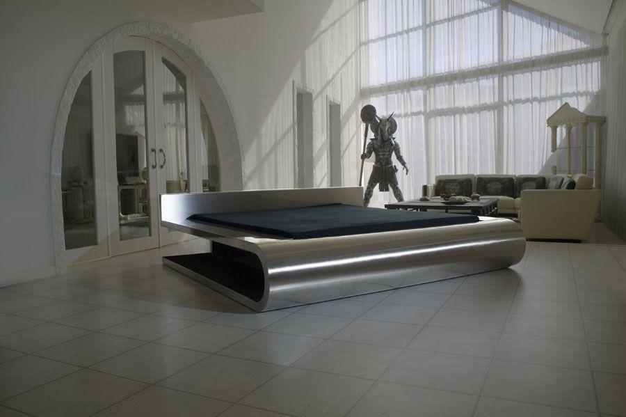 cama de acero inoxidable - Buscar con Google | Beds | Pinterest ...