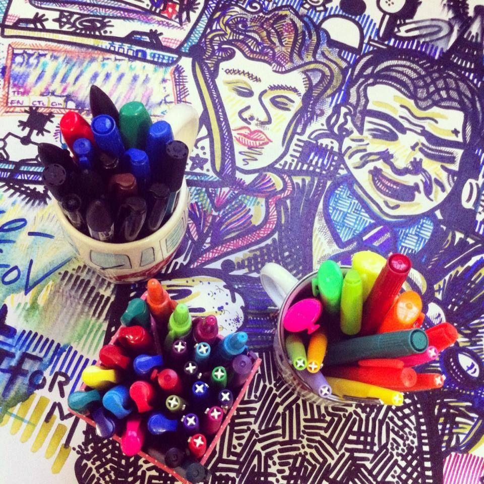 Colour acai bowl food fruit