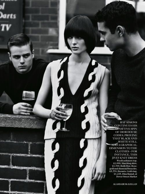 (via the collections: sam rollinson and max minghella by alasdair mclellan for uk vogue august 2013 | visual optimism; fashion editorials, shows, campaigns & more!)