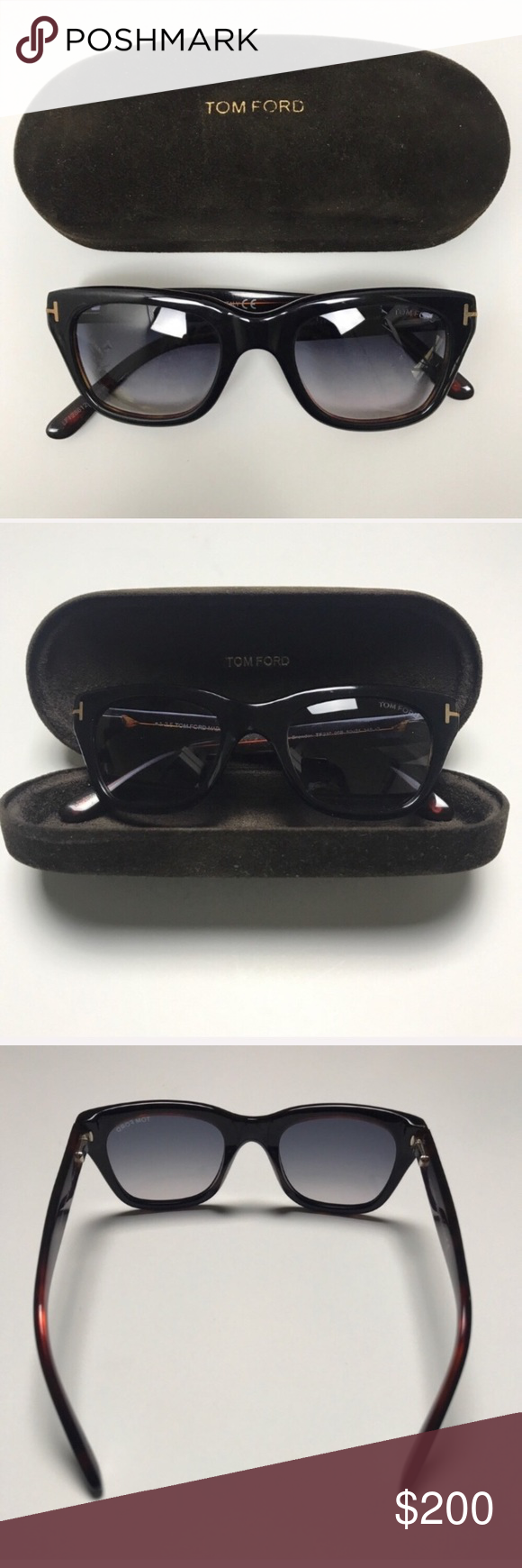 9799000bc4840 Tom Ford Snowdon Sunglasses Tom Ford Snowdon Sunglasses ▫️Case included  ▫️Great Preowned Condition ▫
