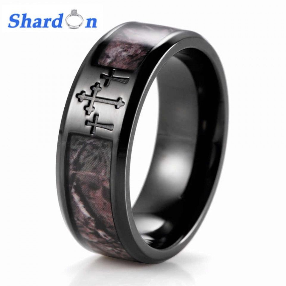 Here S What No One Tells You About Cheap Camo Wedding Ring Sets Di 2020