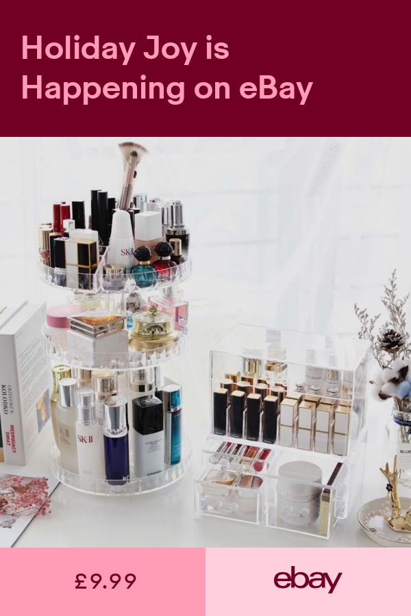 MakeUp Cases & Bags Health & Beauty ebay Cosmetics