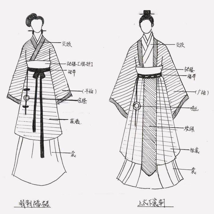 Chinese kimono Plum blossoms blossom Traditional clothing