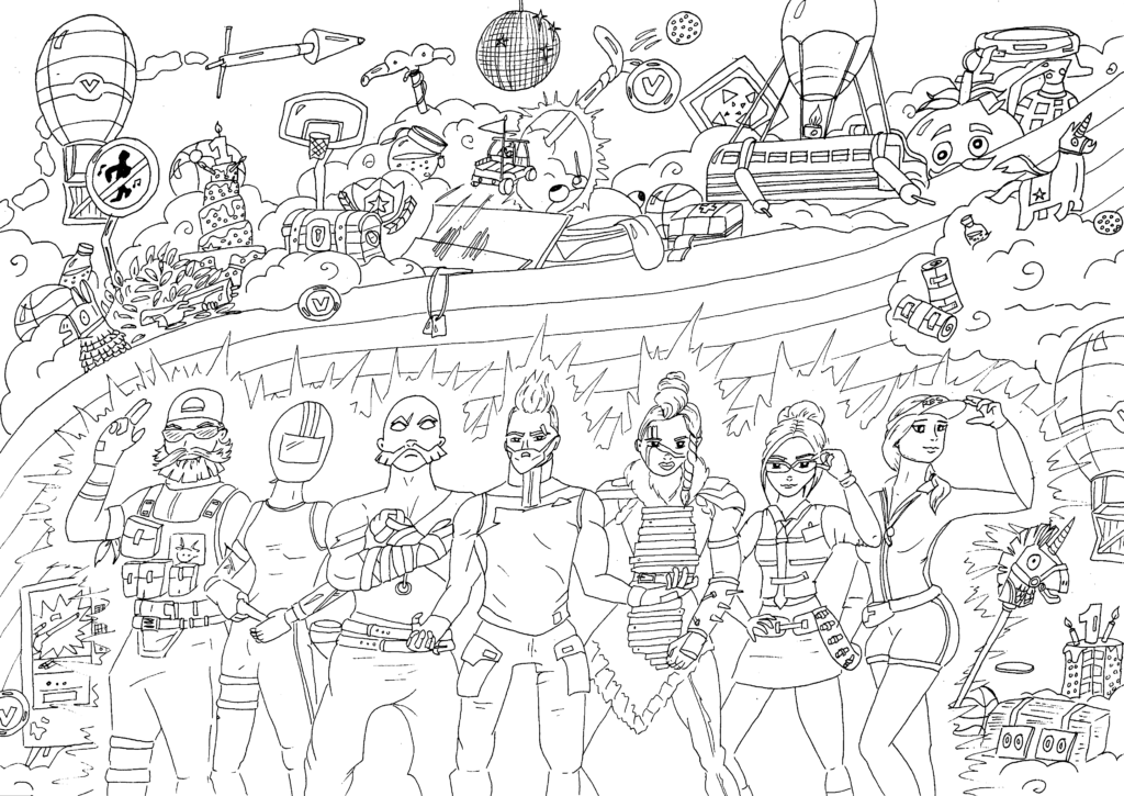 Game Para Colorear: Coloring For Adults / Free